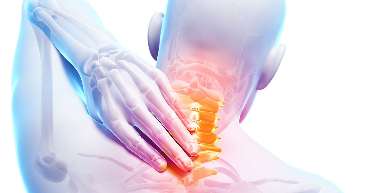 Hernando, Horn Lake & Olive Branch neck pain and headache treatment