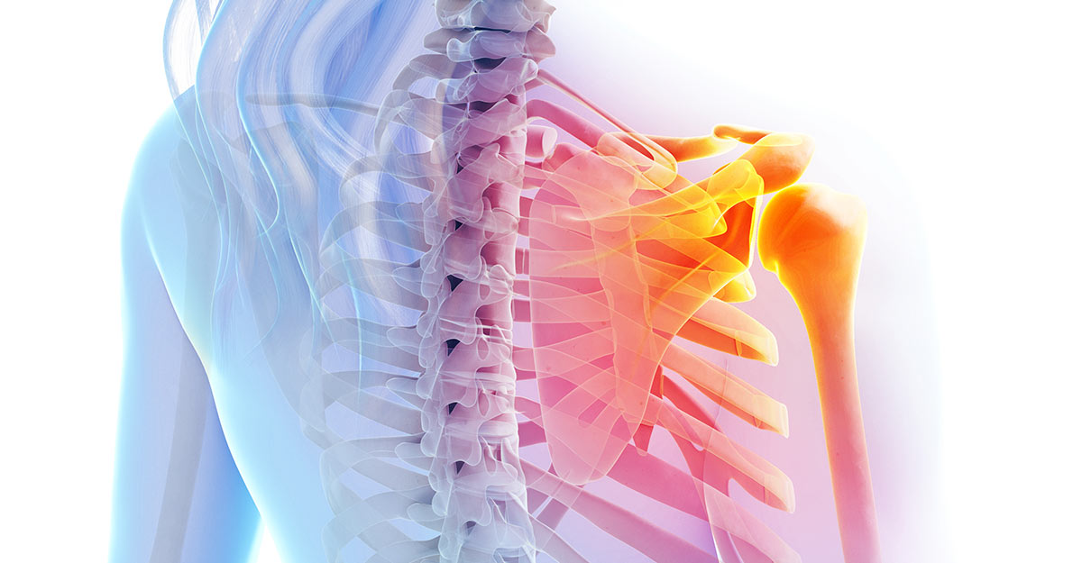Hernando, Horn Lake & Olive Branch shoulder pain treatment and recovery